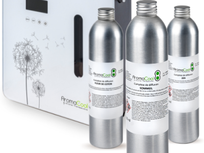 Recharges diffuseur AromaCool