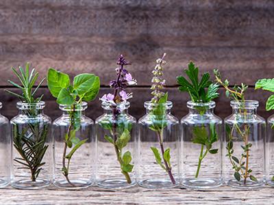 Hydrolats aromatiques